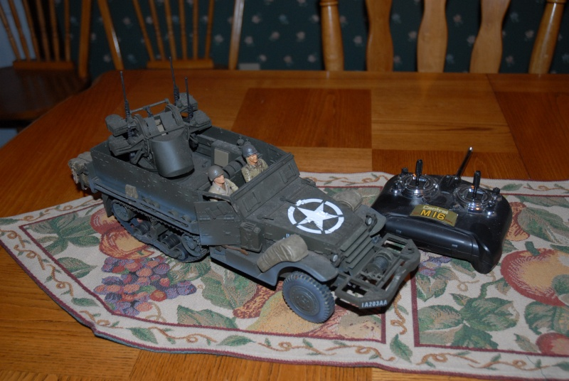 M16 Halftrack for sale Dsc_0010