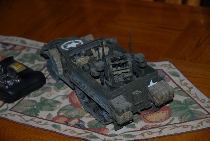 M16 Halftrack for sale Dsc_0011