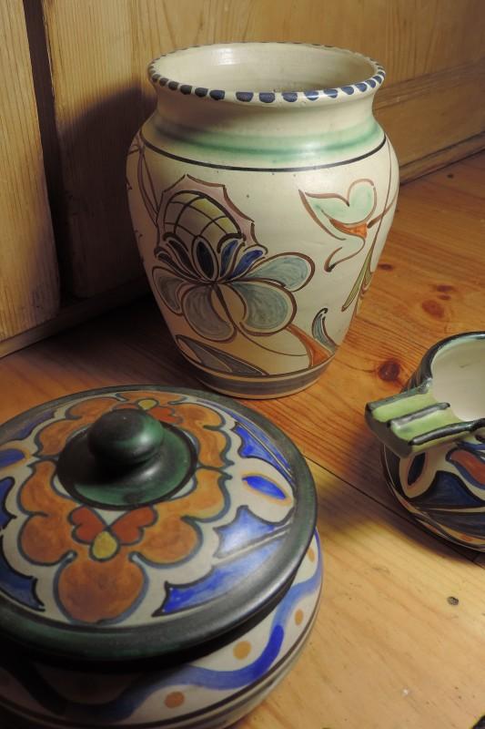 Honiton Pottery (Devon) Dscn4719
