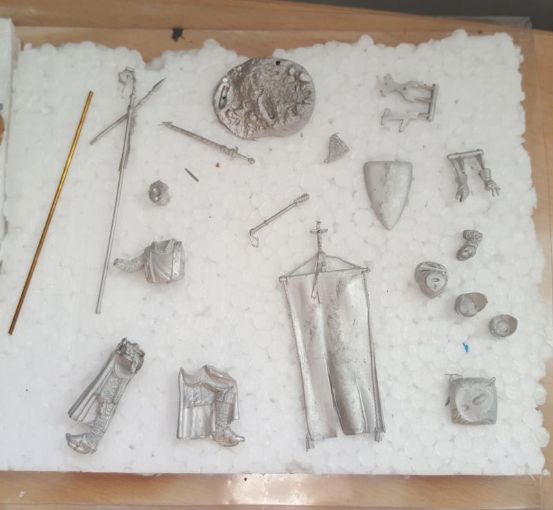 Adhémar de Monteil  - Siège de Nicée, Mai 1097- 54mm - TERMINE 1_111