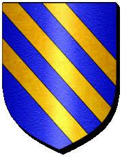 Adhémar de Monteil  - Siège de Nicée, Mai 1097- 54mm - TERMINE Blason10