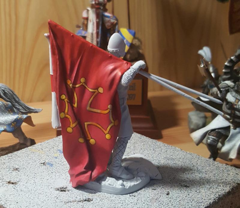 Raymond VI de Toulouse - Siège de Carcassonne , Août 1209 [TERMINE] Drapea14