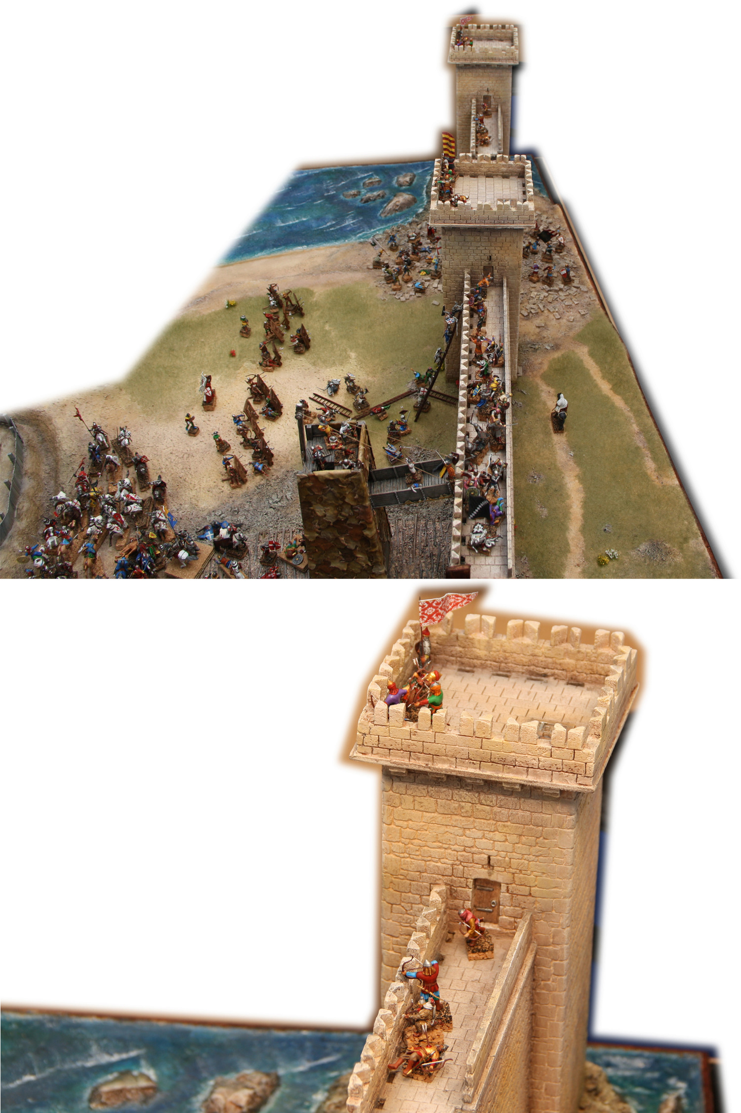 Siège de Saint Jean d'Acre - 3ième croisade - 1191- 1/72 [WIP] Les_re11