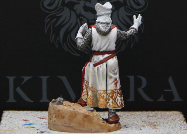 Adhémar de Monteil  - Siège de Nicée, Mai 1097- 54mm - TERMINE Wip_310