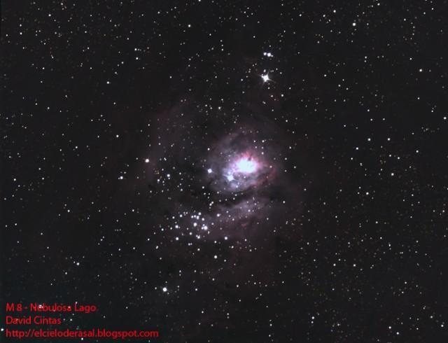 M 8 - Nebulosa del Lago 14v41t10