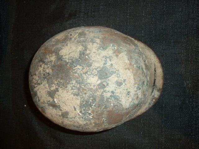 Casque WH Heer betonné sable. P1300645