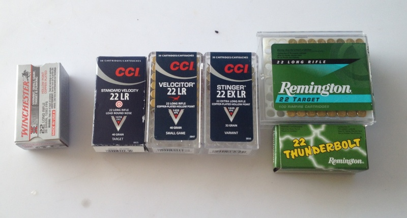 Munitions CCI 22LR  STINGER 22_lr10