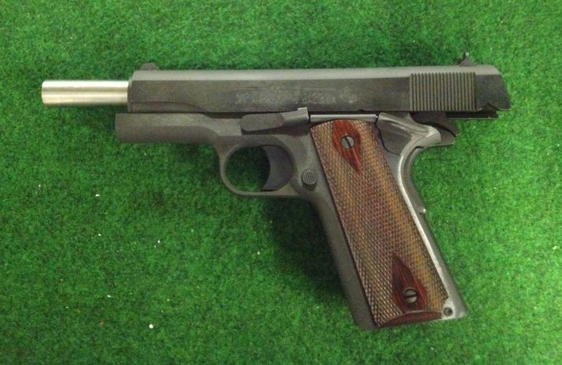 Détente Colt 1911 : amélioration possible ? Colt10