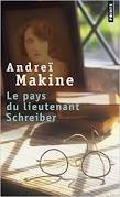 [Editions Points] Le Pays du lieutenant Schreiber d'Andreï Makine  Le_pay10