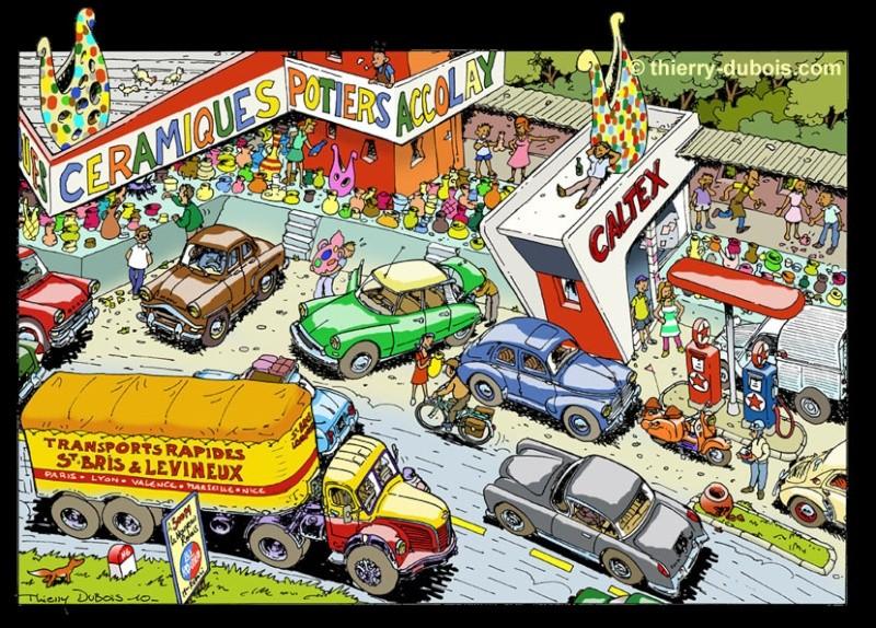 Les Stations-Service & les Garages 07-rn611