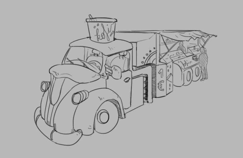 Maxtronaute [Challenge été P20] ◕‿◕ - Page 5 Camion10
