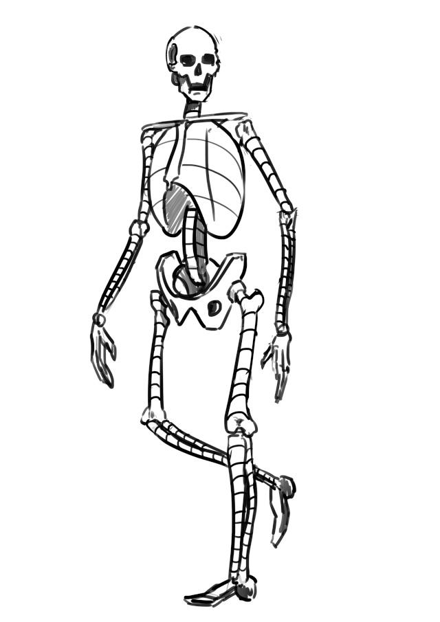 Maxtronaute [Challenge été P20] ◕‿◕ - Page 5 Skelet10