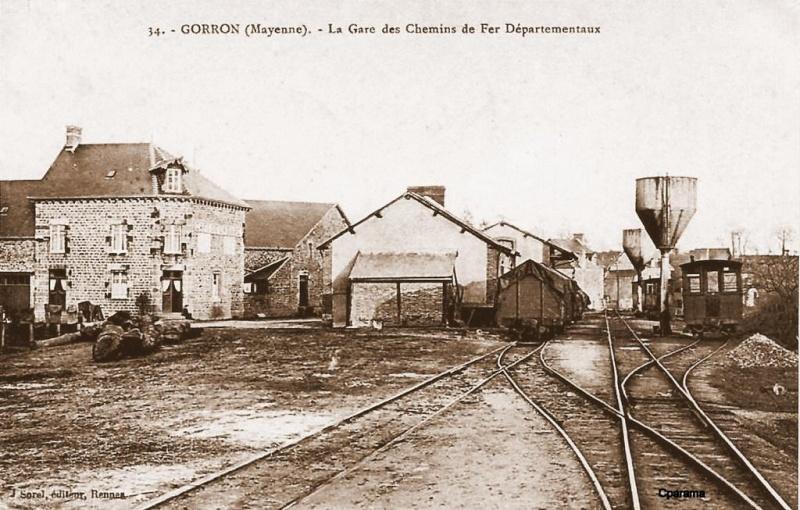 Ancienne gare des CFD Laval - Mayenne  13920210