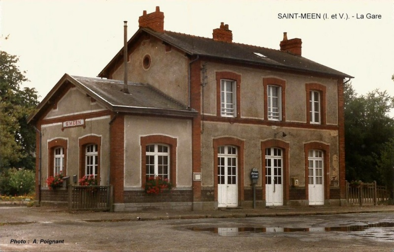 La Brohininière - Mauron - Ploërmel 14311910