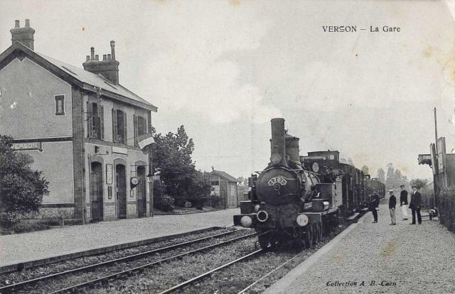La ligne Caen-Vire - Page 5 Verson10