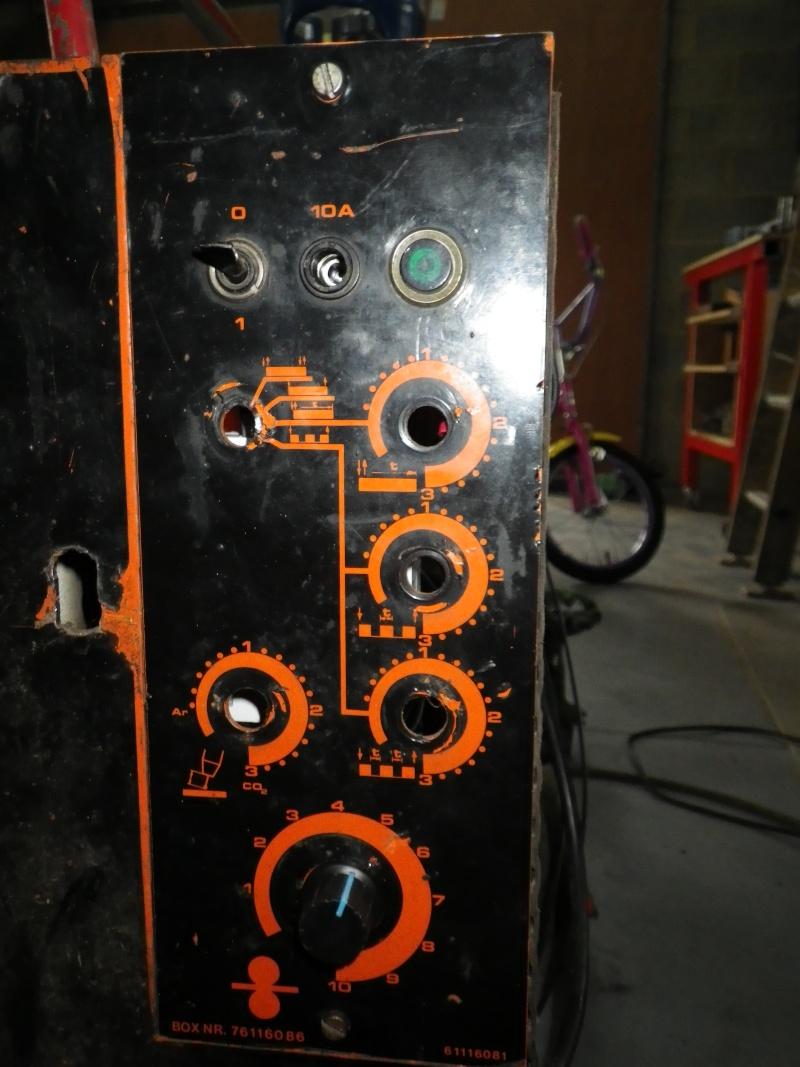boitier électronique semi-automatique Delforge Rimg0510