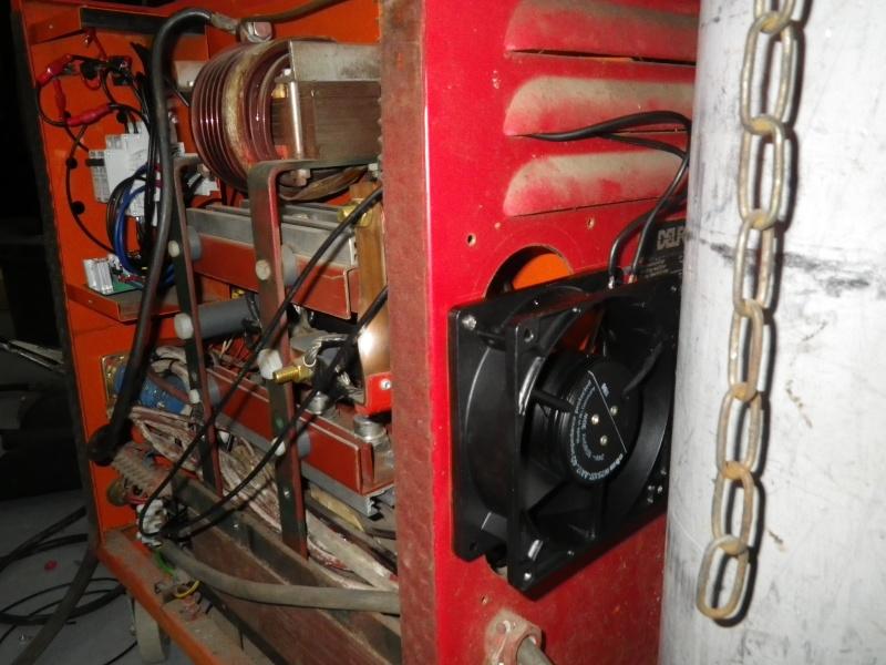 boitier électronique semi-automatique Delforge Rimg0512