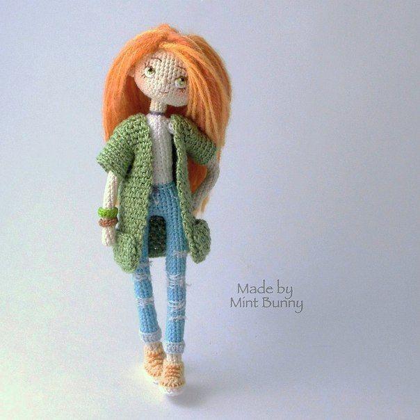Les incroyables poupées au crochet by Mint Bunny 97d23e11