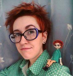 Les incroyables poupées au crochet by Mint Bunny E60b6a11