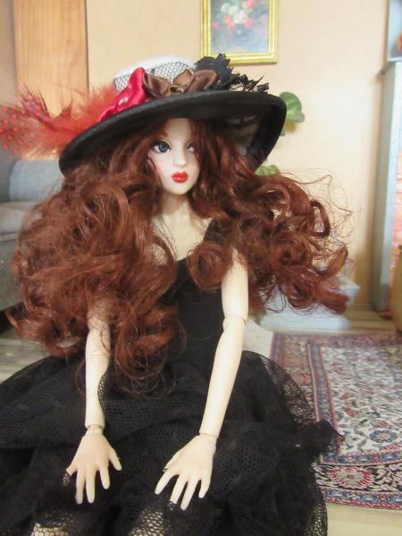 Mizi jolie, Rose est devenue Gloria Img_2423