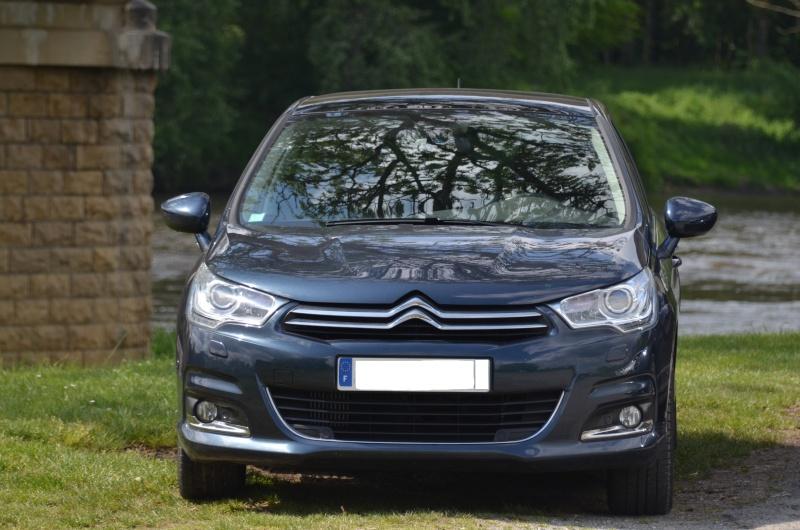 [SUJET OFFICIEL][CHINE/RUSSIE] Citroën C4L/C4 Sedan [B73] - Page 7 36326310