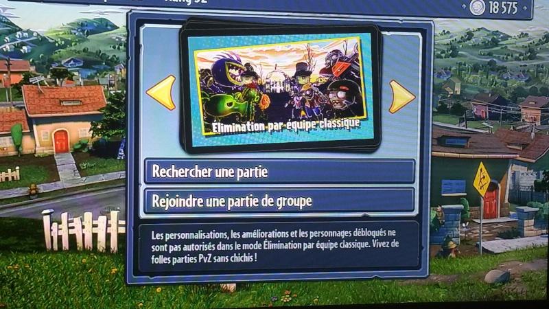 [JV] Plants vs Zombies Garden Warfare 20150812