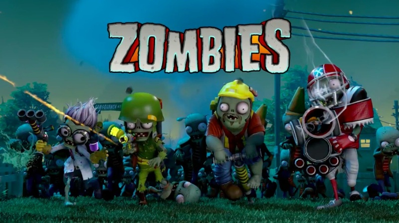[JV] Plants vs Zombies Garden Warfare Plants10
