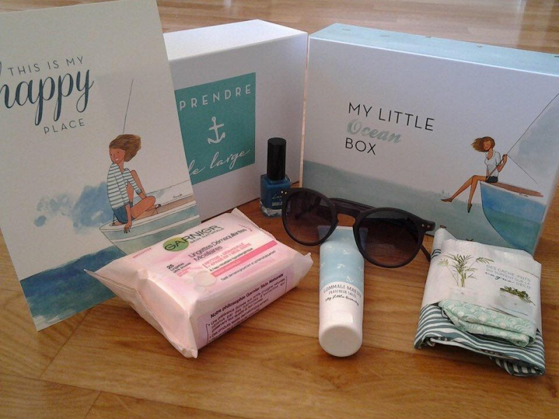 "[Juin 2015] My Little Box ""Ocean Box"" - Page 8 11377010"
