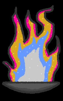Espíritus, llaves y salas especiales. Fuego10