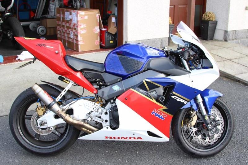 Honda FireBlade Track Bike 11223310
