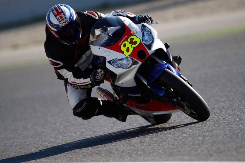 Honda FireBlade Track Bike 11828610