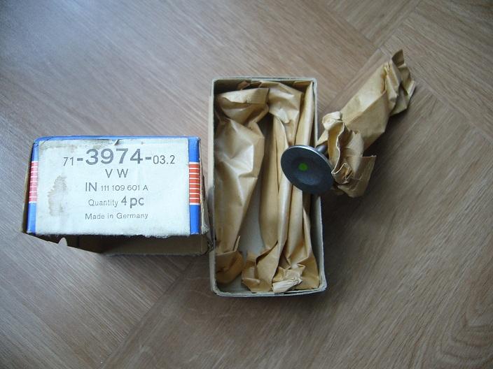 Soupapes ovales et années 60's NOS P1030813