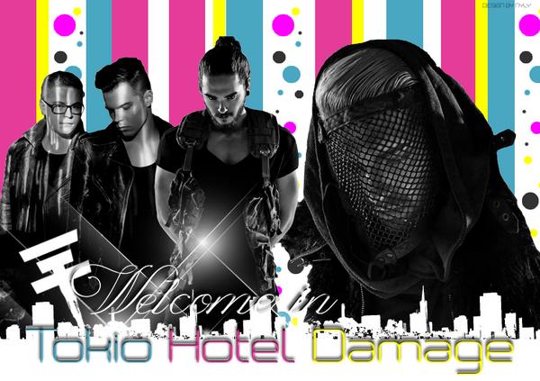 Tokio Hotel Damage Bann_610