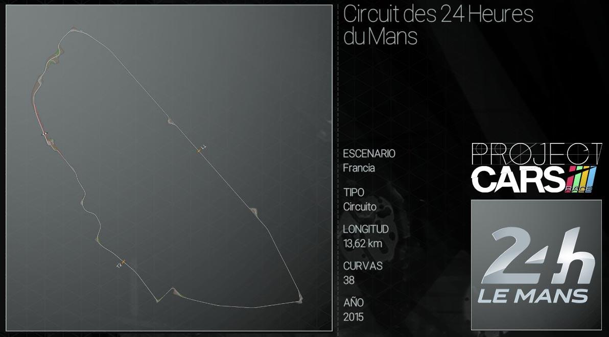 Circuitos Project CARS Circui12