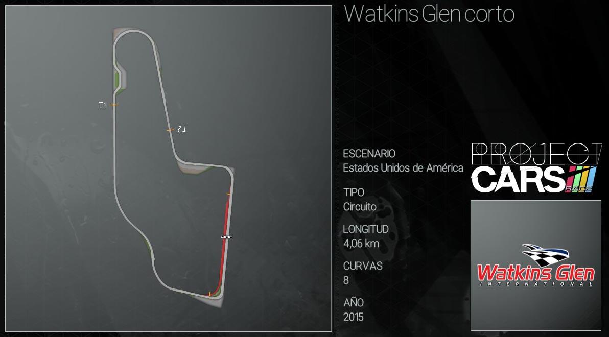 Circuitos Project CARS Watkin10