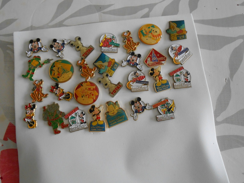Les collections de pin'sdisney17 15410