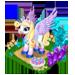 Pégacorne Cristal => Cristal Violet Easter15
