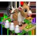 Chèvre Blanche / Super chèvre / Chèvre Valentine / Chèvre de Noël / Chèvre d'Halloween / Chèvre Italienne / Chevragon => Lait de Chèvre Hallow12