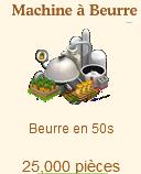 Machine à Beurre / Machine à beurre Mamie Bio Sans_235