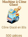 Machine à Cône Glacé Sans_236