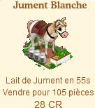 La Jument / Cheval Blanc => Lait de Jument Sans_335