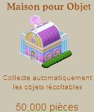 Maison pour Objets Récoltables Sans_390