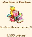 Machine à Bonbon Massepain / Super Machine à Bonbon Massepain Sans_411