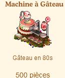 Machine à Gâteau Sans_413