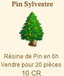 Pin Sylvestre => Résine de Pin Sans_t65