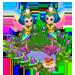Super Maison Papillon Toothf12