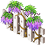 Habitat Pivert => Ecorce d'arbre blanc Wister10