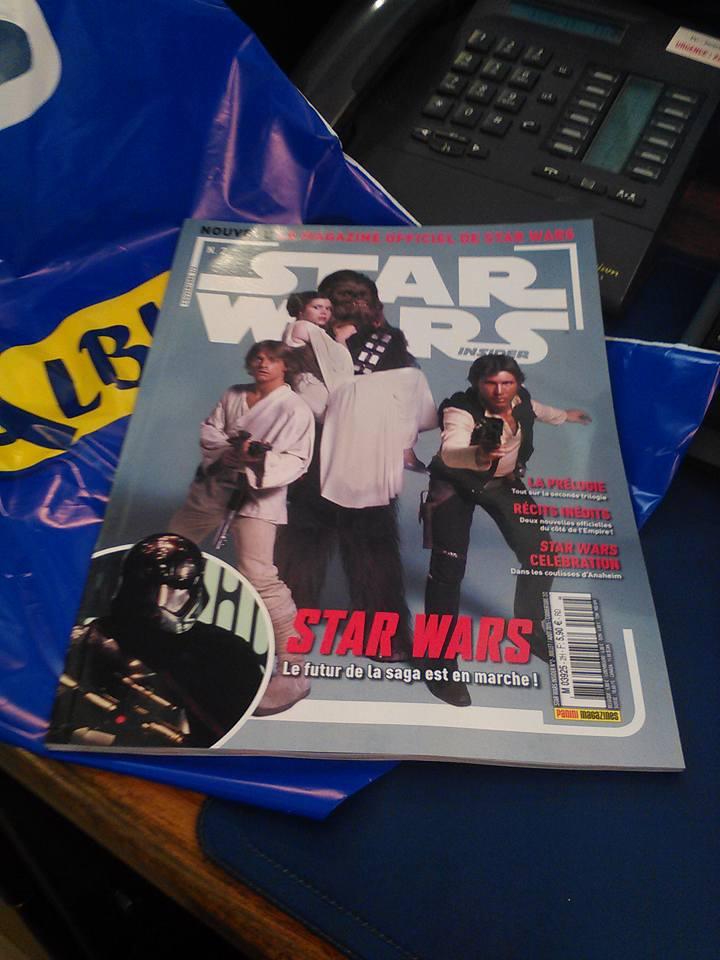 STAR WARS INSIDER #2 15107310