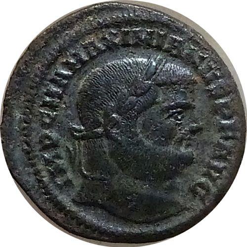 follis Maximien Hercule Antioche Ec8b2b10