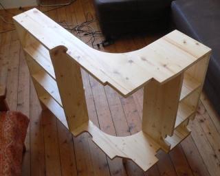 Quelques meubles en trois-plis Etager11